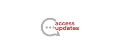A log of access updates.