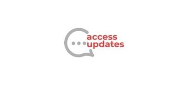 A log of access updates.