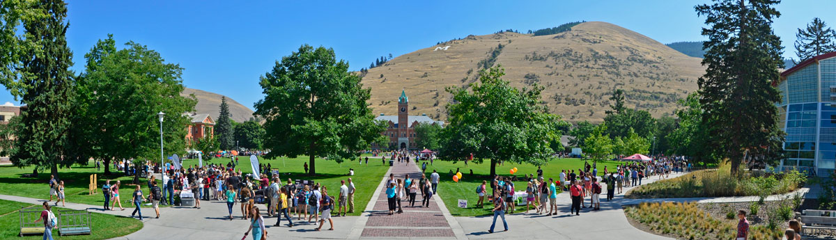 Welcome to the University of Montana