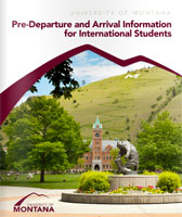 PreDeparture Brochure for International Students