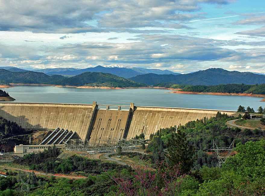 Photo of Shasta Dam