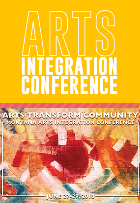 link to arts integration conference