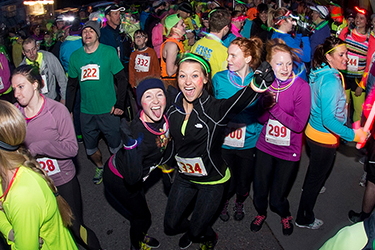 Griz Glow runners