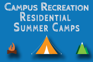 Campus Recreation Residential Summer Camps
