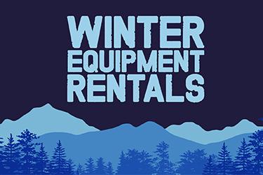 Winter rentals
