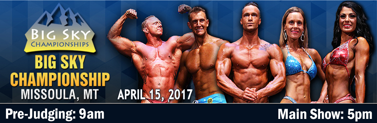 April 15 Body Building Composition
