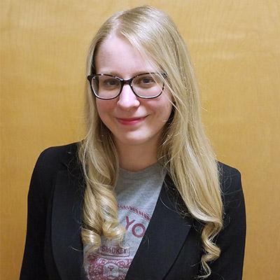 picture of Courtney Bentz
