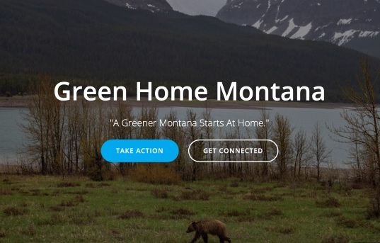The website Green Home Montana offers realistic practices for our region.