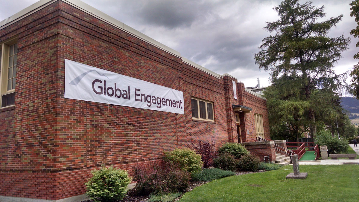 Global Engagement Building