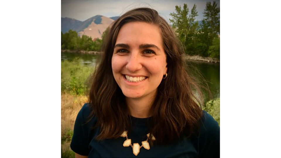 Portrait photograph of Allison Cutuli.