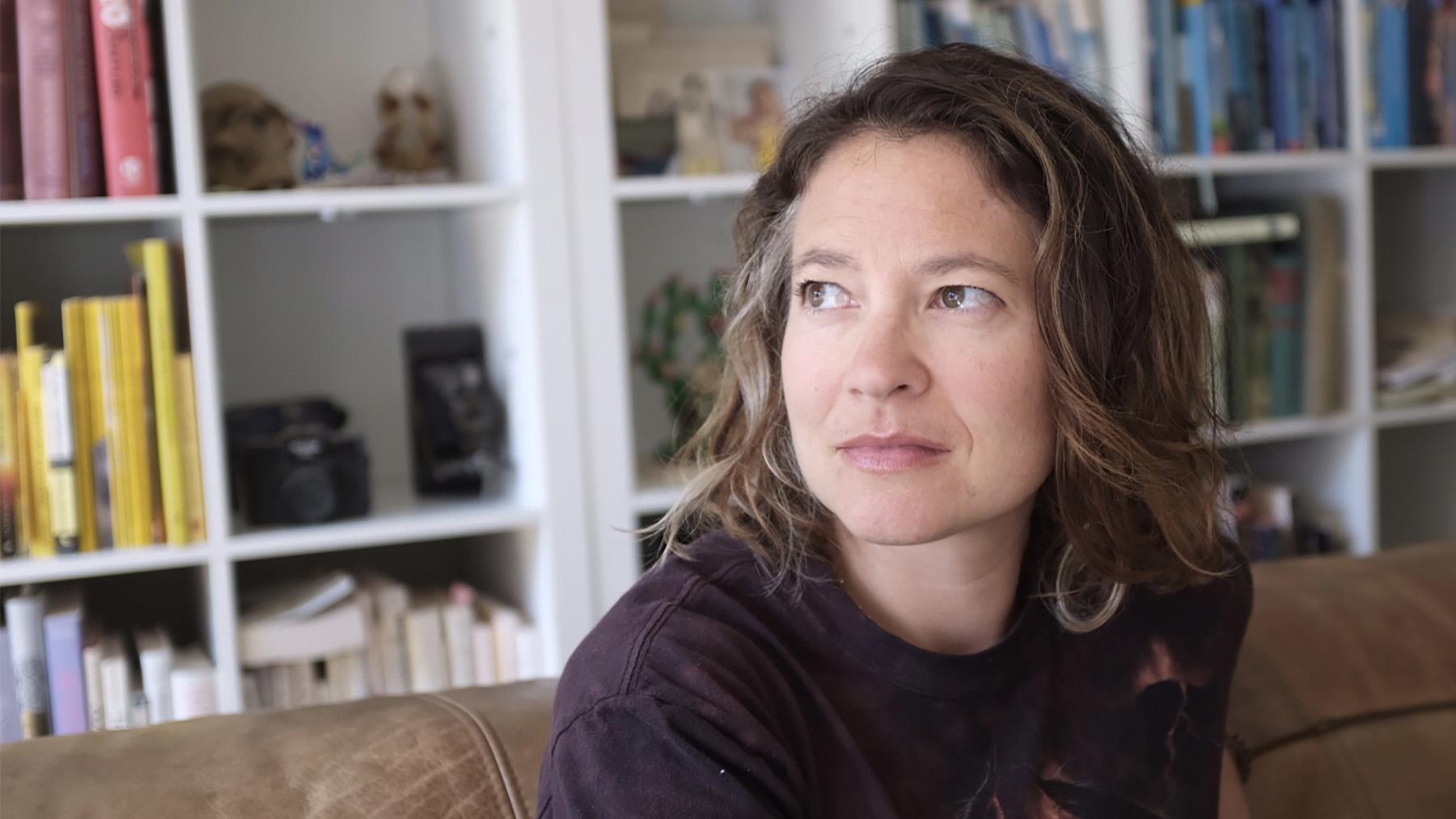 Portrait photograph of Suzanne Garcia Pino.