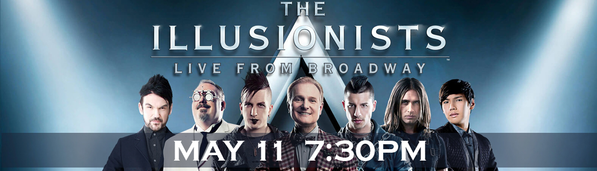 buy tickets to the Illusionists