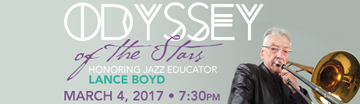 Odyssey of the Stars March 4 7:30pm buy tickets