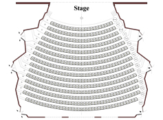 Seating by Venue - GrizTix - University Of Montana