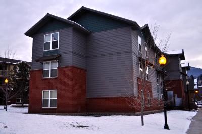 Lewis And Clark Village Um Housing University Of Montana