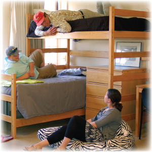 Bed Height Options Um Housing University Of Montana