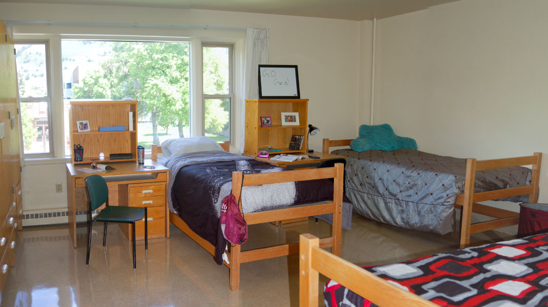 Craig Hall Um Housing University Of Montana