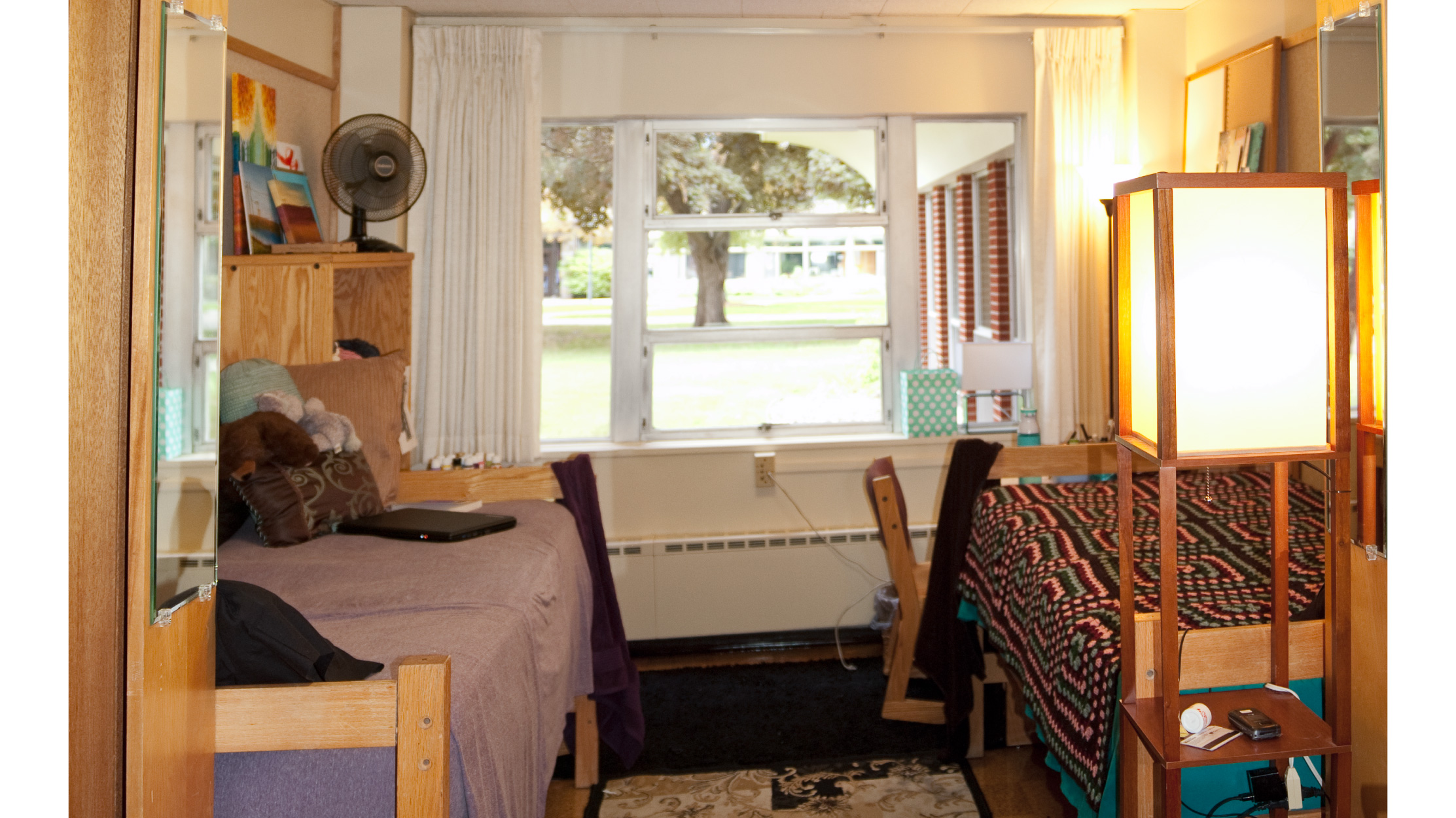 Knowles Hall Knowles Hall | Double Room ...
