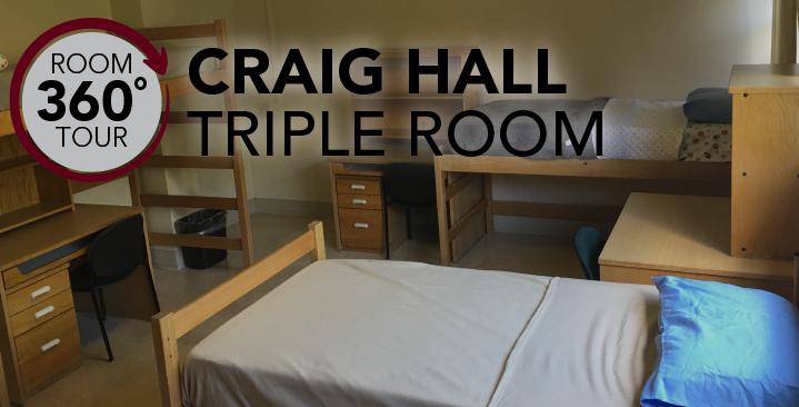 Craig Hall Triple Room Tour Part 5