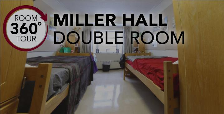 Miller Hall Double Room Tour Part 7