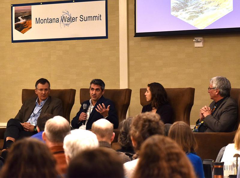 Montana Water Summit graphic