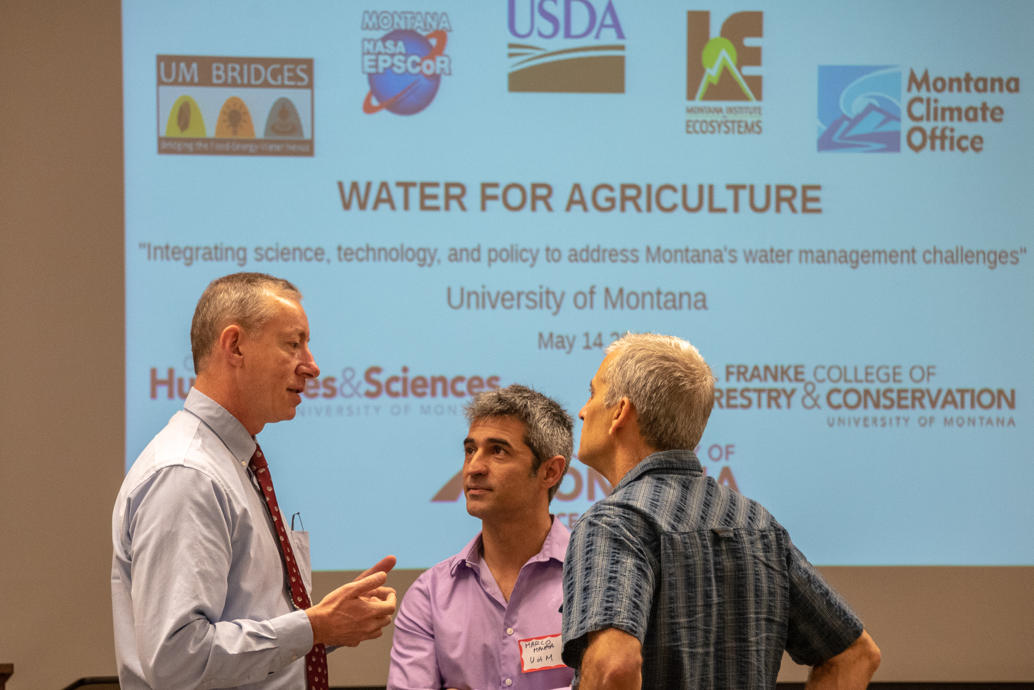 Recap of the 2019 Water for Agriculture Symposium