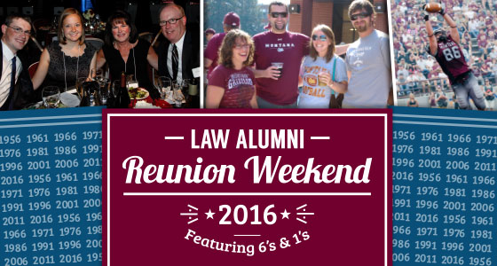 Law Alumni Reunion Weekend