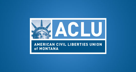 ACLU Montana logo