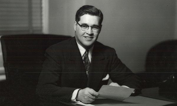 Senator Lee Metcalf