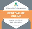 Best Value Online Badge