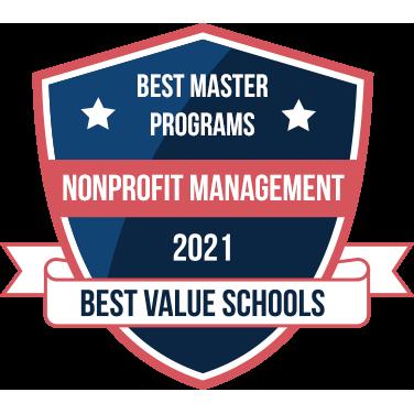 Best Value Schools-Best Masters in Nonprofit Management 2021