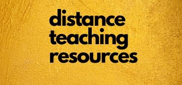 distance teaching resources