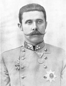 Archduke Franz Ferdinand and ww1