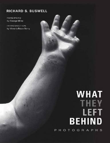What They Left Behind book cover