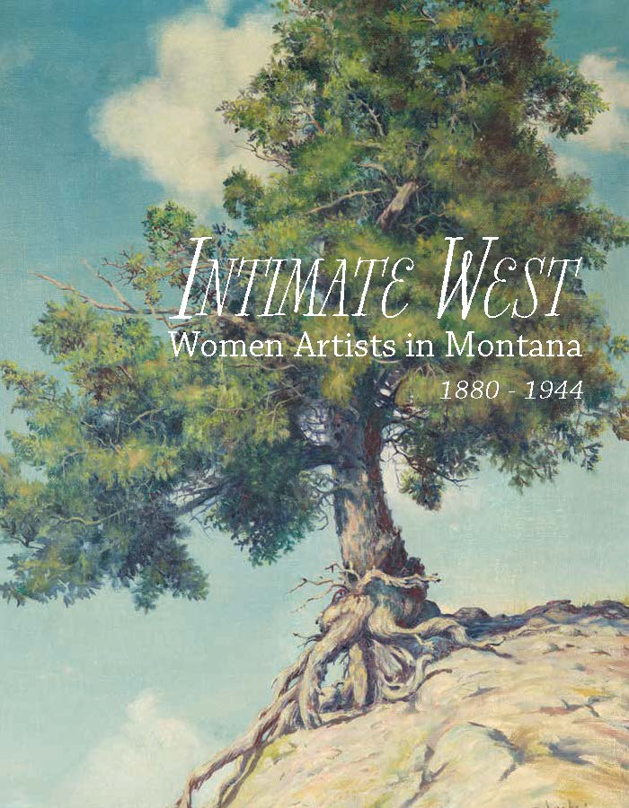 Intimate West book cover