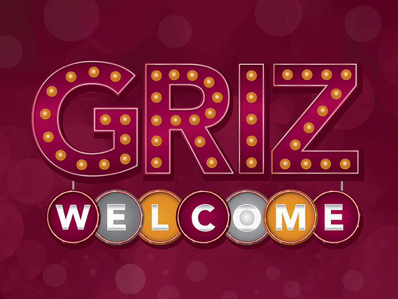 Griz Welcome Image