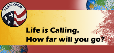 Life is calling - How far will you go?