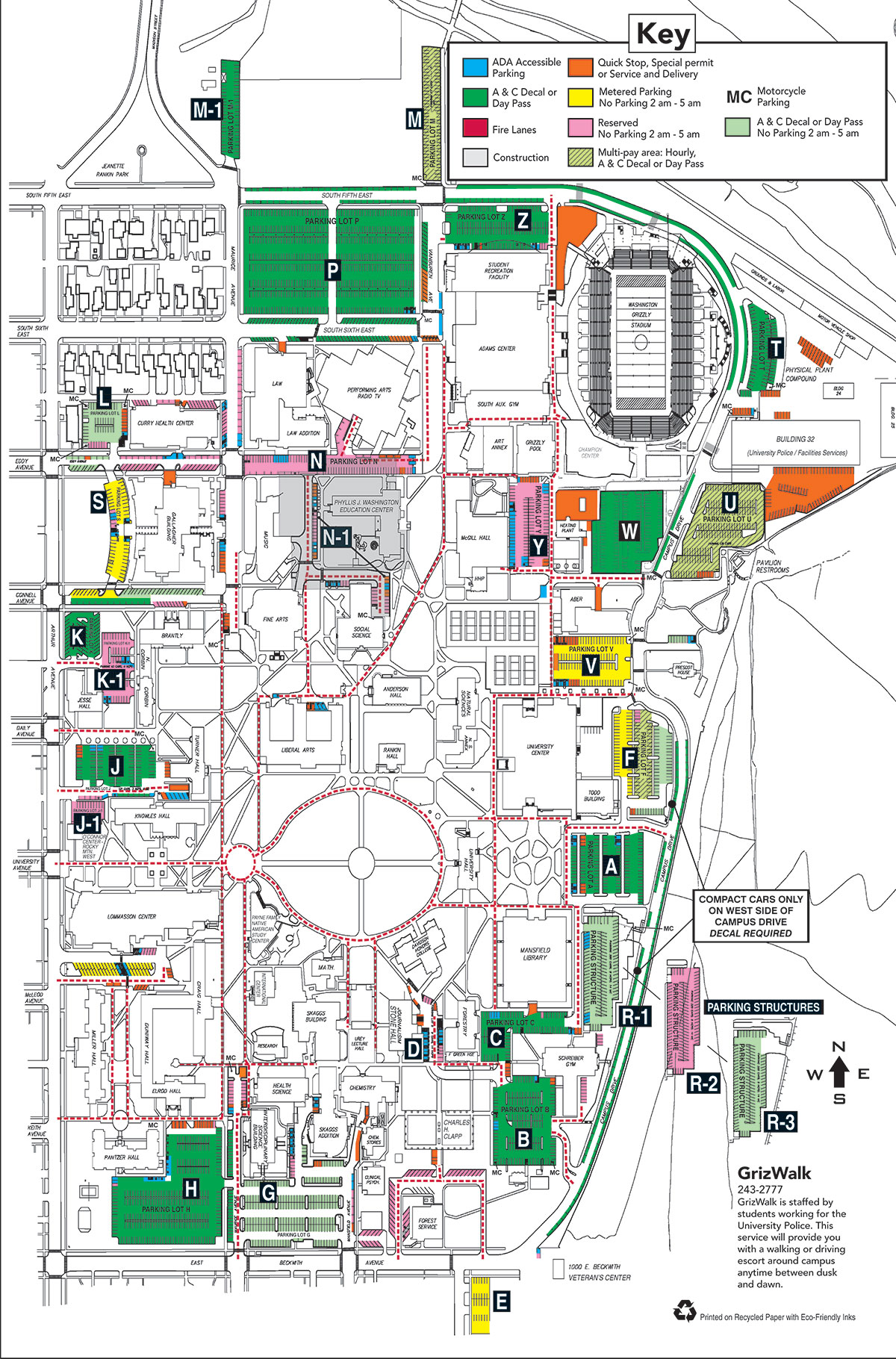 Parking Maps - UM Police Department - University Of Montana on wmu campus map, university at buffalo campus map, eastern florida state college campus map, national fire academy campus map, university of tokyo campus map, smcvt campus map, umd campus map, university hospital campus map, barry university campus map, lr campus map, umich campus map, u of i campus map, university of montevallo campus map, central michigan university campus map, university of central missouri campus map, university of michigan campus map, university of maryland eastern shore campus map, miller school of medicine campus map, siue campus map,