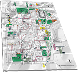 Wrinkled-Map Um Campus Map on university of tokyo campus map, university of michigan campus map, miller school of medicine campus map, university of montevallo campus map, central michigan university campus map, lr campus map, eastern florida state college campus map, national fire academy campus map, umich campus map, university of central missouri campus map, umd campus map, university of maryland eastern shore campus map, barry university campus map, wmu campus map, smcvt campus map, siue campus map, university hospital campus map, university at buffalo campus map, u of i campus map,