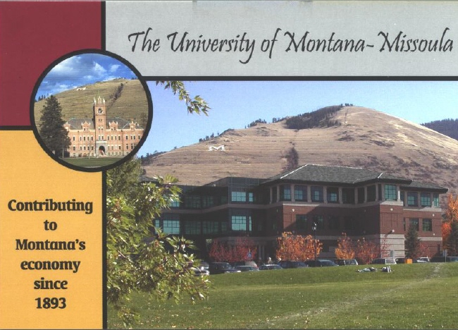 Postcard: Montana Business Connections - Research and ...