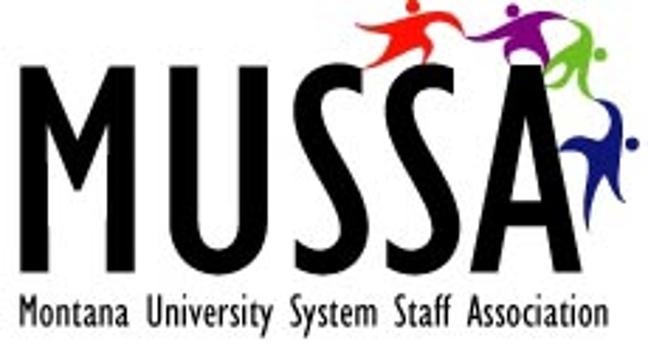 MUSSA logo shows figures of people climbing letters that spell MUSSA.