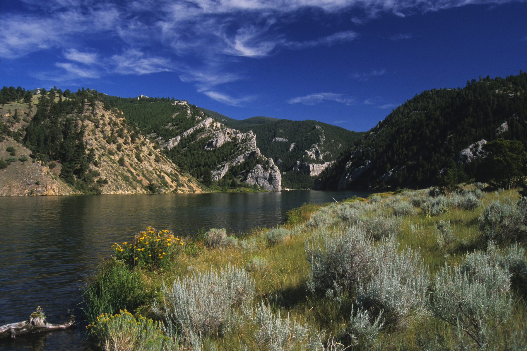 Montana's Greatest Wonder: The Missouri River (Part 2 of 5)