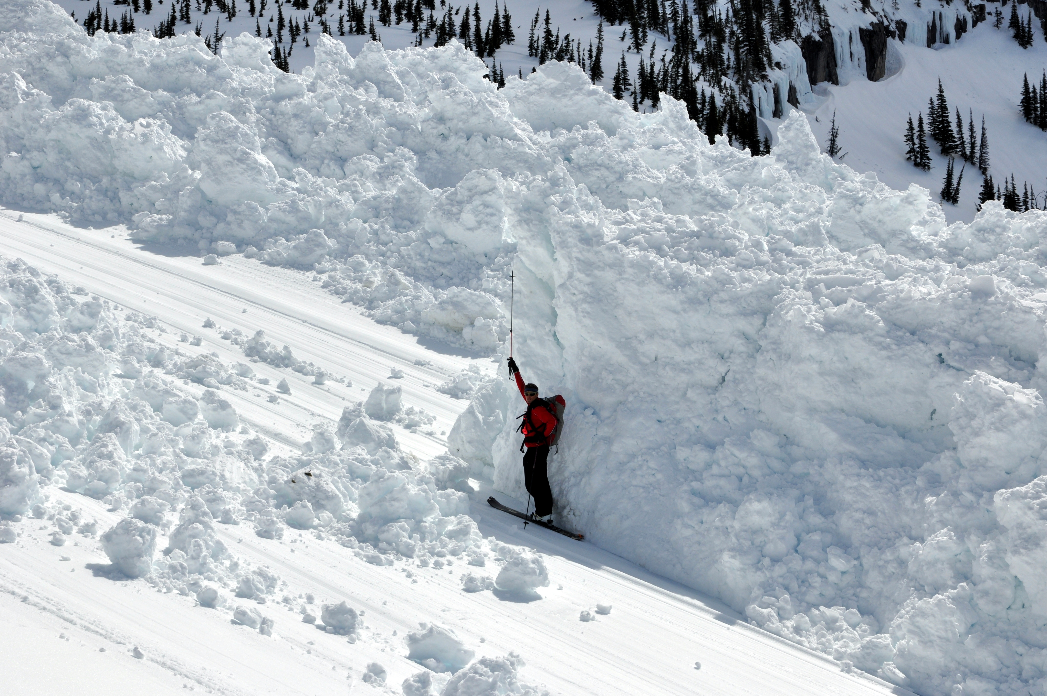 Avalanches and Climate Change in Glacier National Park