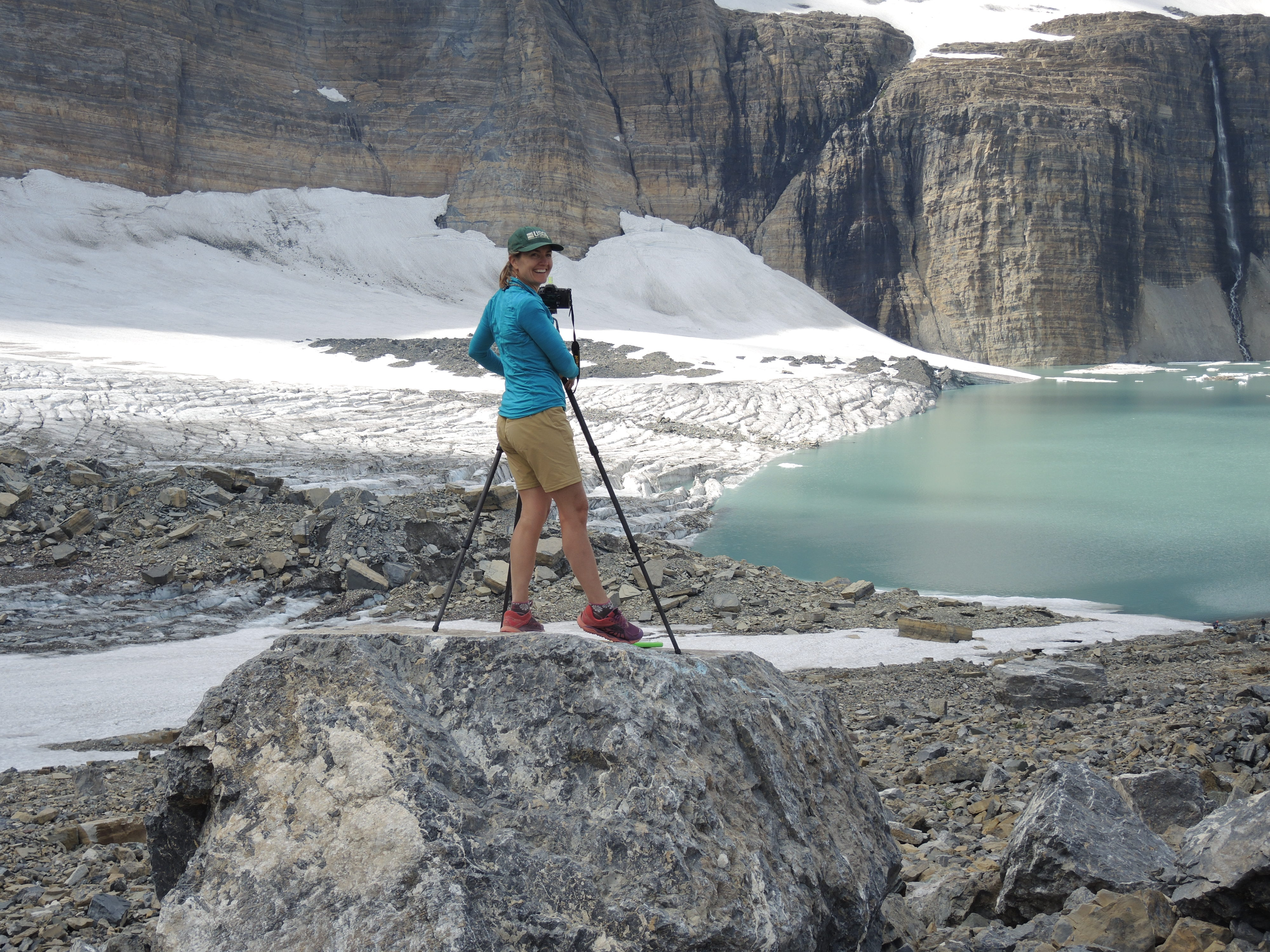 Beyond Doom and Gloom: Science Communication at Glacier National Park