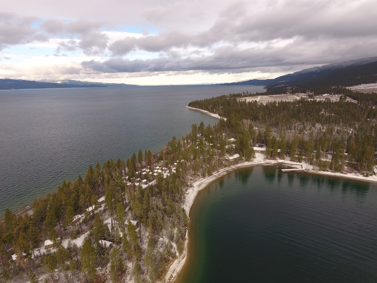 Flathead Lake Biological Station Part 1