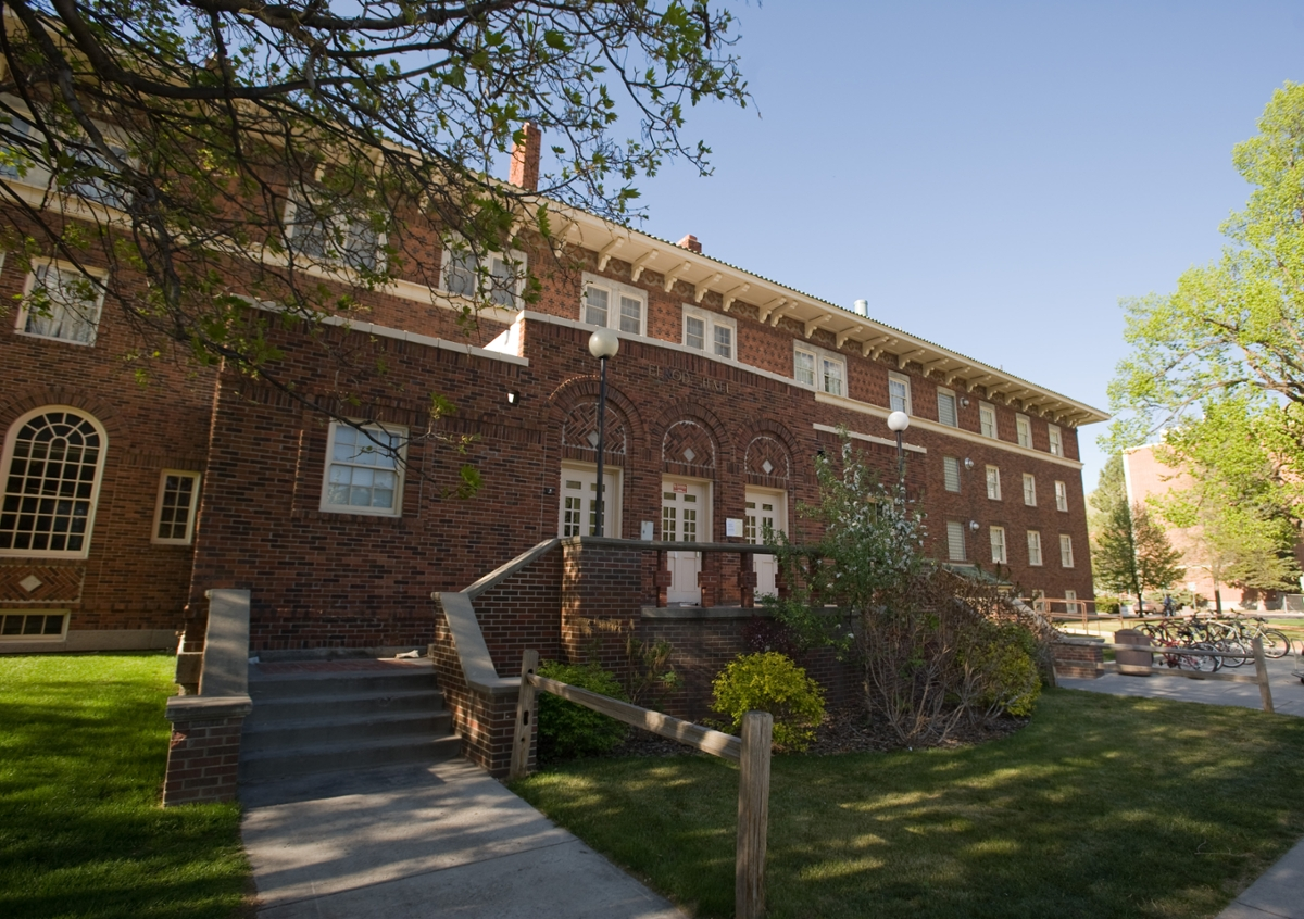 Elrod Hall at UM: The Elrod residence hall at the University of Montana is named for esteemed biology Professor Morton J. Elrod.