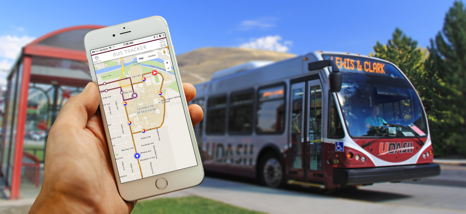 Mobile Options - ASUM Office of Transportation - University