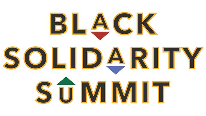 Black Solidarity Summit Logo