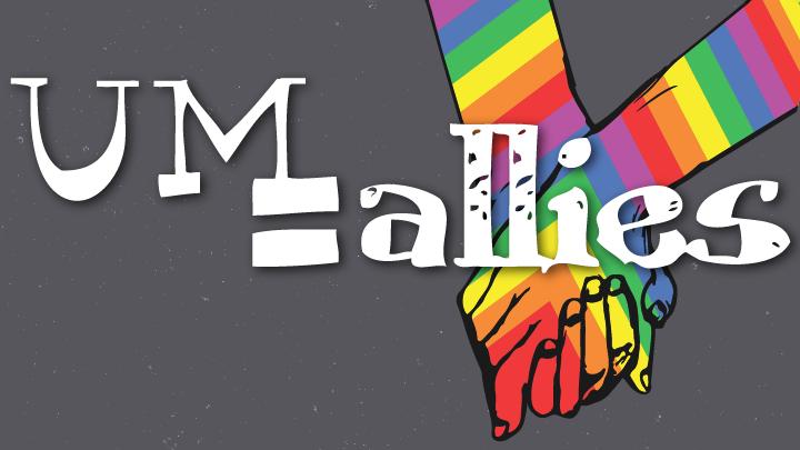 UM Allies Logo
