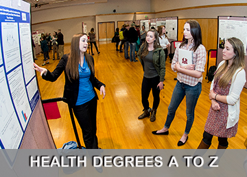 Health Degrees A to Z